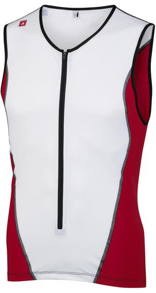 Profile Design ID Abbigliamento triathlon Uomo rosso/bianco